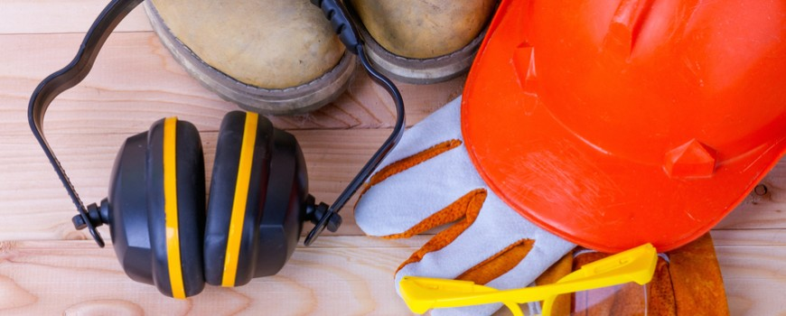 Safety Equipment for Construction | Risk Management Partners